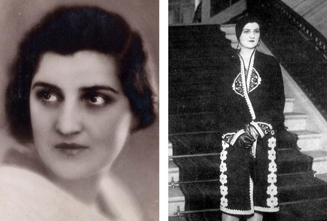 Мис БЪлгария 1929г. Люба Йоцова