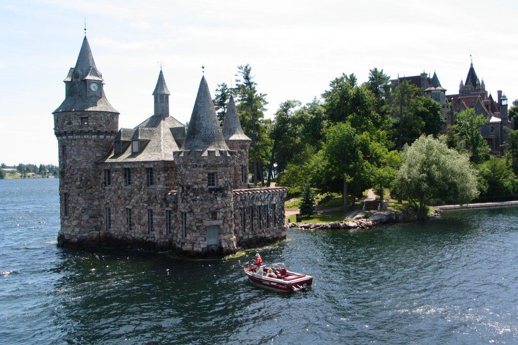 Болд - замъкът на Любовта