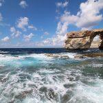 СИния прозорец, Малта