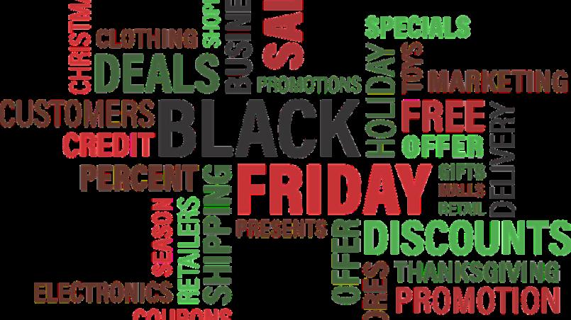 уловки при пазаруване на черен петък