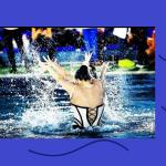 синхронно плуване, артистично плуване, прло