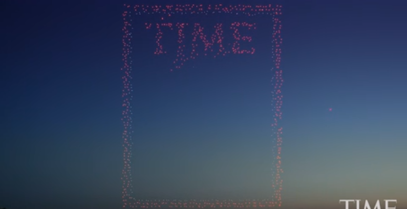 корица Time