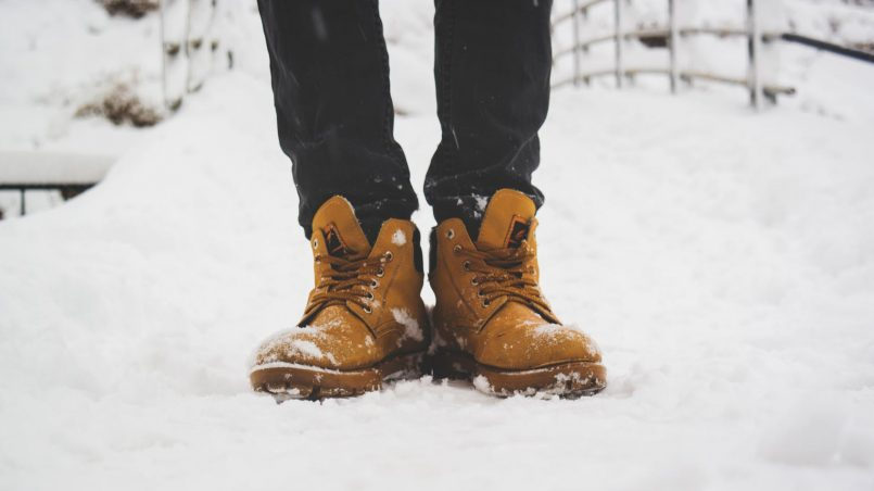 как обувките ни да не пропускат вода