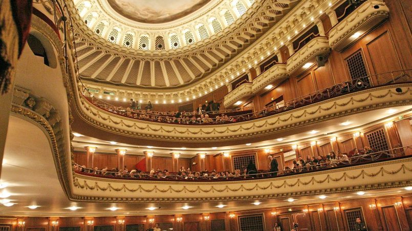 софийска опера и балет