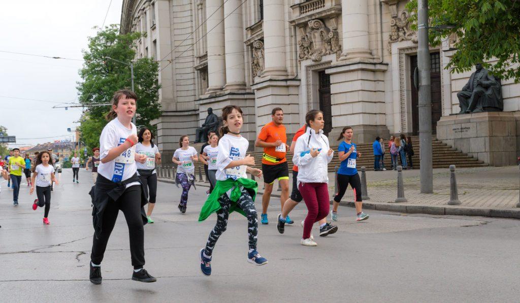 бягане за здраве