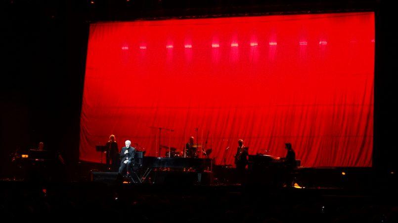 """Шарл Азнавур на концерта в зала """"Арена Армеец"""", Артквартал"""